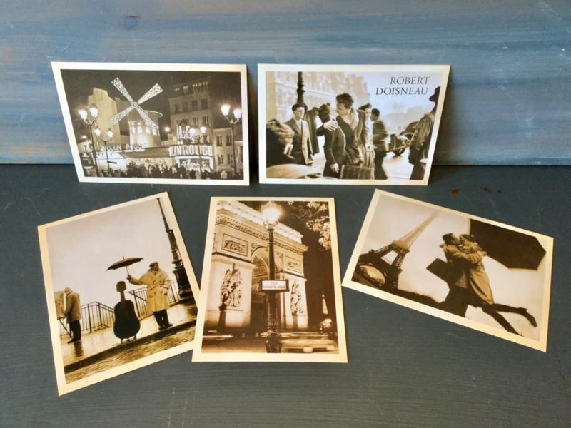 5 nieuwe nostalgische kaarten