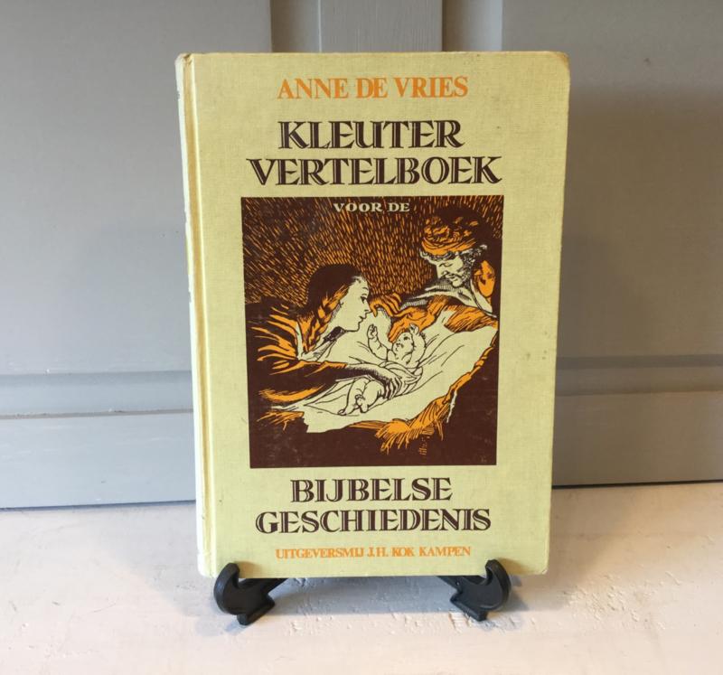 Kleuter vertelboek Anne de Vries