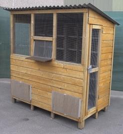 Mini aviary