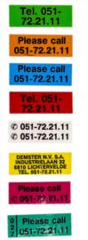 Klevers gepersonaliseerd / 50