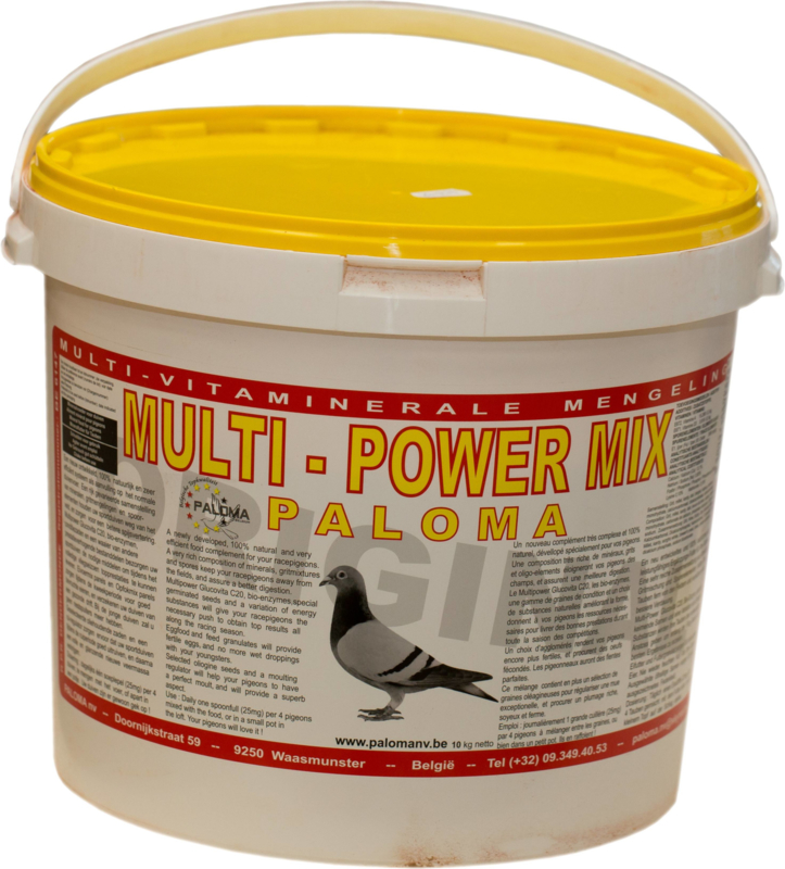 Multi-Power PALOMA - 10 kg