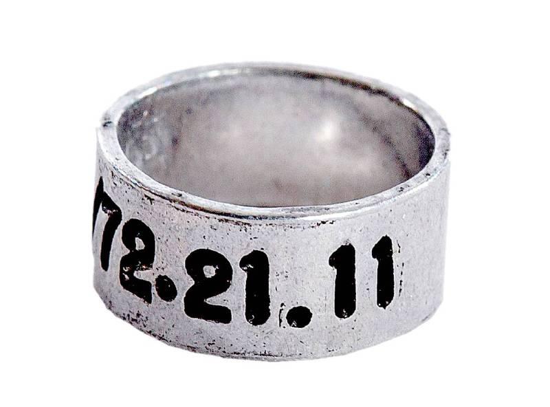 Bagues aluminium 4 mm