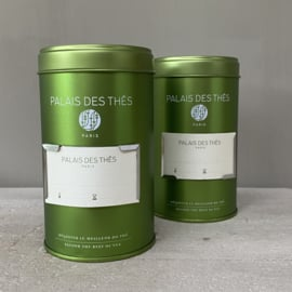 Bewaarblik voor je thee Palais des Thés Paris inclusief magneet label - inhoud: 100 gram