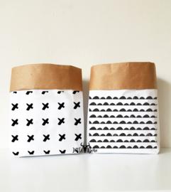 Paperbaggies | Cross
