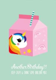 Kaart Another birthday