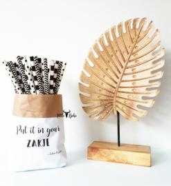 Paperbaggies | Put it in you zakje