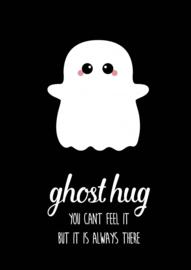 Kaart Ghost hug