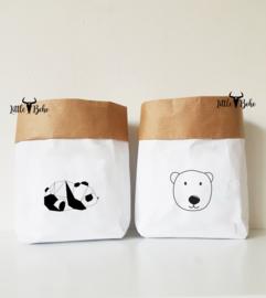 Paperbaggies | Bear