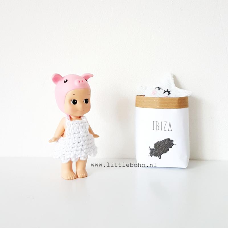 Dollhouse paperbag Ibiza
