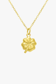 WILDTHINGS LUCKY NECKLACE GOLD