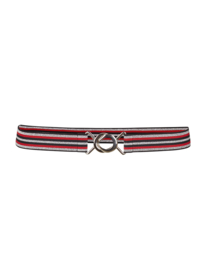 CO'COUTURE RIEM RED BLACK