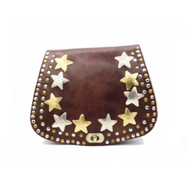 STAR BAG BIG BROWN