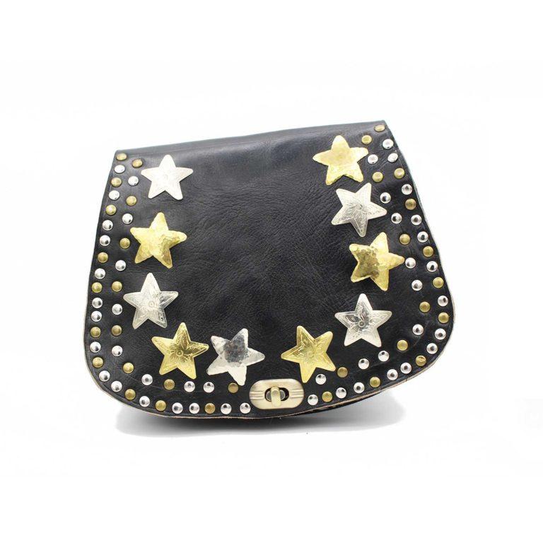 STAR BAG BIG BLACK