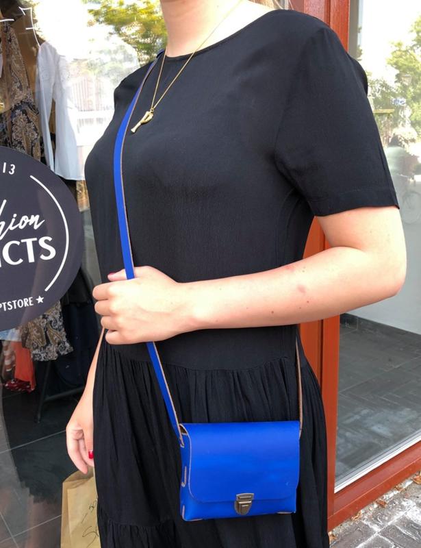 ELVY BAGS Cobalt Bag