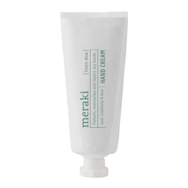 Meraki Linen Dew handcrème - 50 ml