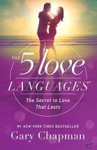 The 5 Love Languages. Gary Chapman ISBN:9780802412706