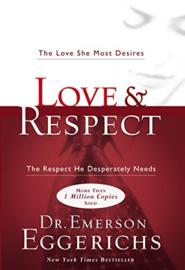 Love and Respect. Studybook. Emerson Eggerichs ISBN:9781591452461