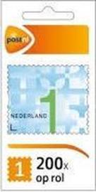 1 Postzegel / 1 Stamp  EAN:8714341075253