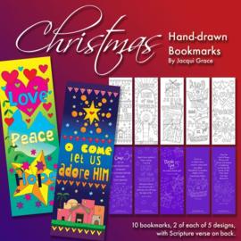 Christmas Bookmarks - CMBM20 - King of Kings ISBN:5060427979520