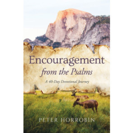Encouragement from The Psalms. Peter Horrobin. ISBN:9781852408015