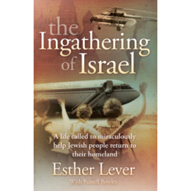 The ingathering of Israel, Esther Lever. ISBN:9781852407100