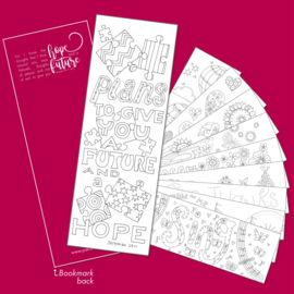 Images of Hope Bookmarks - IOFBM - ISBN: 5060427974358