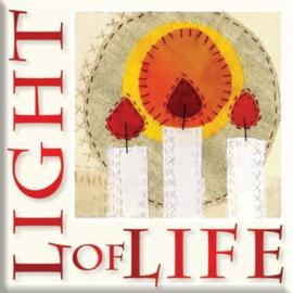 Magnet, small, €2.50 - Light of Light ISBN:5060427972521