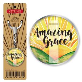 Key Ring - K101 - Amazing Grace ISBN:5060427979339