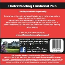 Healing from Emotional Pain with Angela Hardy