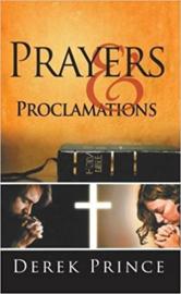 Prayers and Proclamations. Derek Prince ISBN:9781782632856