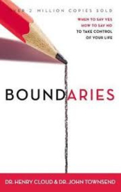 Boundaries. Paperback, 2017. Cloud en Townsend. ISBN:9780310351801