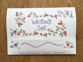 Ben and Hannah - Writing Kit ISBN:90008