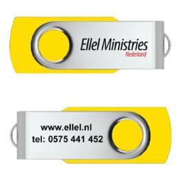 Ellel USB Stick 8 GB ISBN:99990