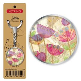 Key Ring - K118 - Poppies, ISBN:5060427979506
