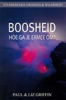 Boosheid, hoe ga je ermee om? Paul & Liz Griffin, ISBN: 9789077412329