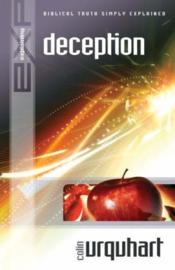 Explaining Deception, Colin Urquahart. ISBN:9781852403447