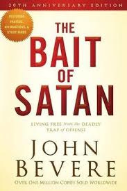The Bait of Satan, John Bevere, ISBN:9781621365488