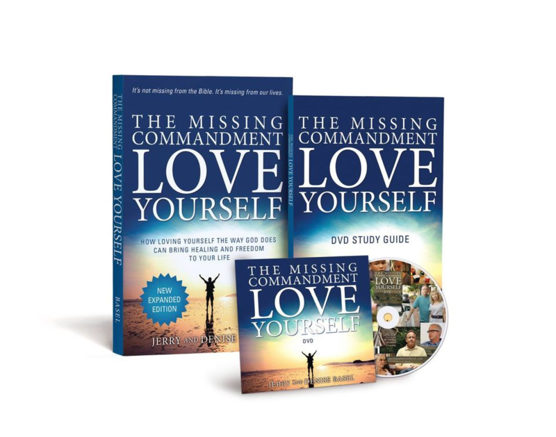 The Missing Commandment: Love yourself. Jerry and Denise Basel. ISBN:9780983992486 / 9780692991077
