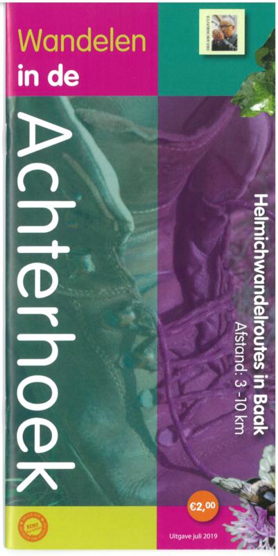 Wandelen in de Achterhoek ISBN:99996