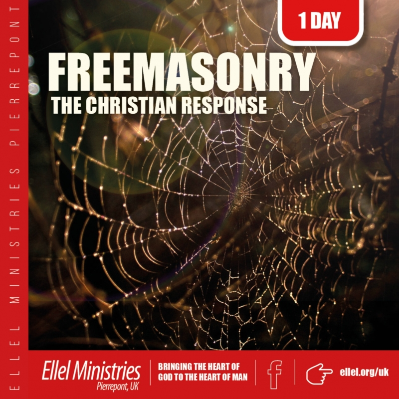 Freemasonry, the Christian Response with Jilly Lyon-Taylor