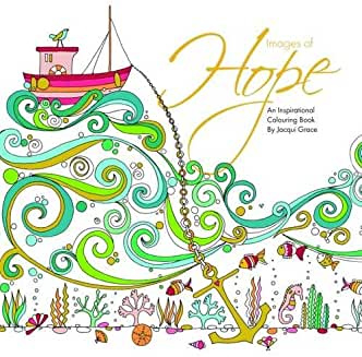 Images of Hope, Colouring Book, CB2, ISBN: 9780993423116