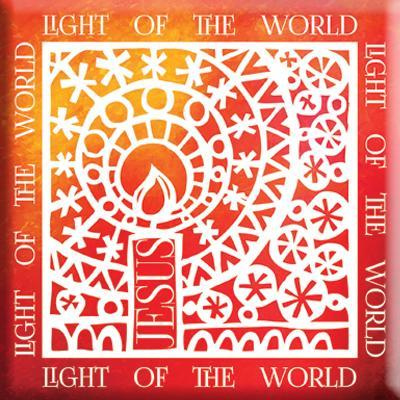 Magnet, small, €2.50 - Light of the World ISBN:5060427972545