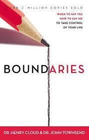 Boundaries. Paperback, 2017. Cloud en Townsend. ISBN:9780310351801