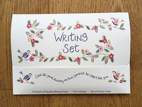 Ben and Hannah - Writing Kit ISBN:90008