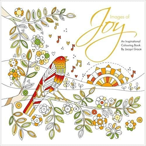 Images of Joy, Colouring Book, CB3, ISBN: 9780993423130