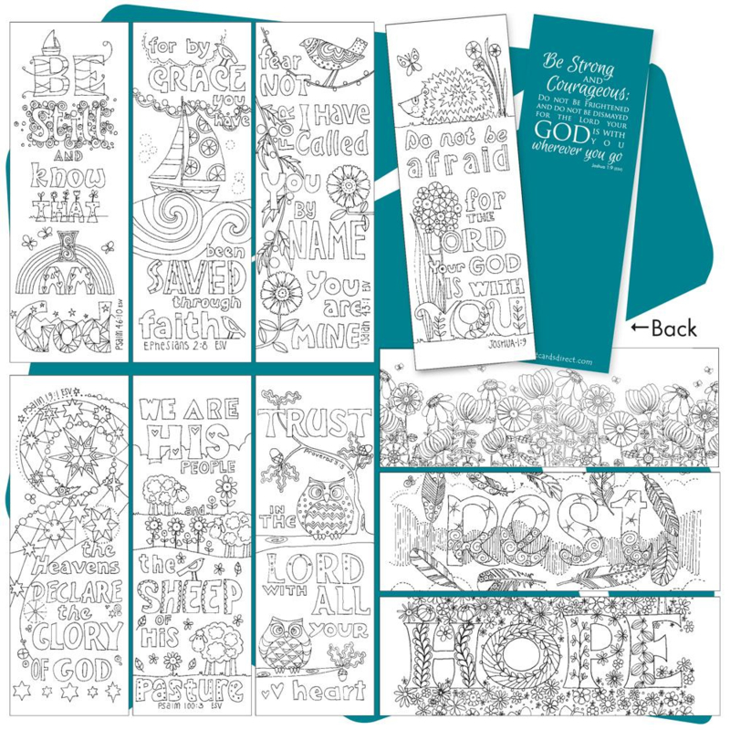 Images of Grace Bookmarks, IOGBM, ISBN: 5060427972231