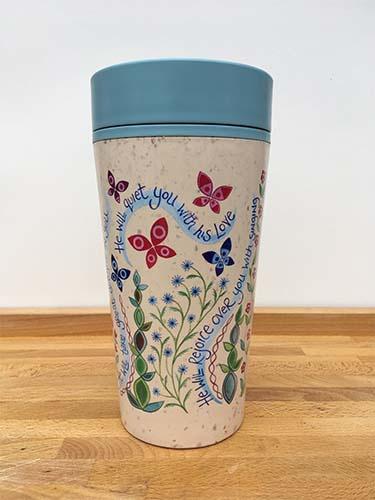Ben and Hannah - Reusable coffee mug ISBN:5060210003692