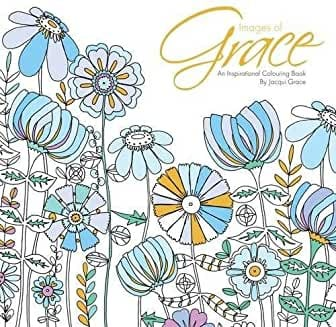 Images of Grace, Colouring Book, CB1, ISBN: 9780993423109