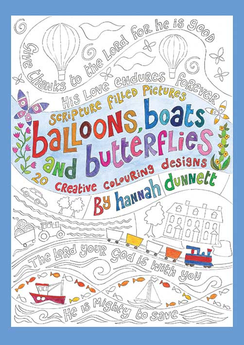 Ben and Hannah - Colouring Books ISBN:90011