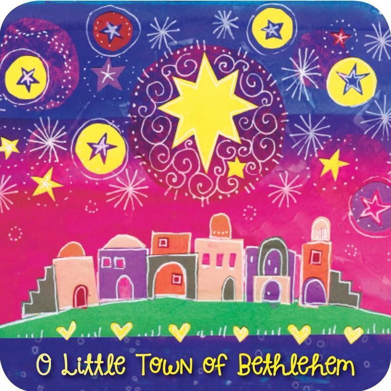 Magnet and Coaster, €3.50 - O little town of Bethelhem ISBN:5060427975607